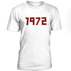 1972 Slogan Tshirt (BSM)