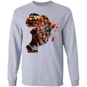 African American My Roots T-shirt For Melanin Queens Sweatshirt (BSM)