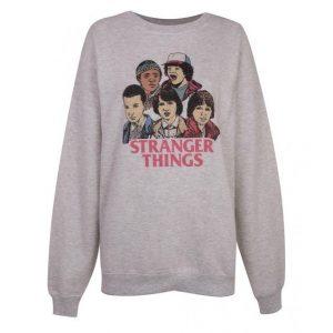 Ahead of Stranger Things Sweatshirt (BSM)