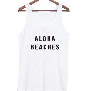Aloha Beaches Tanktop (BSM)