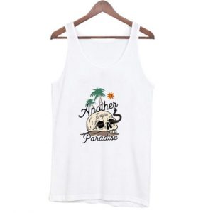 Another Day in Paradise Tank Top (BSM)