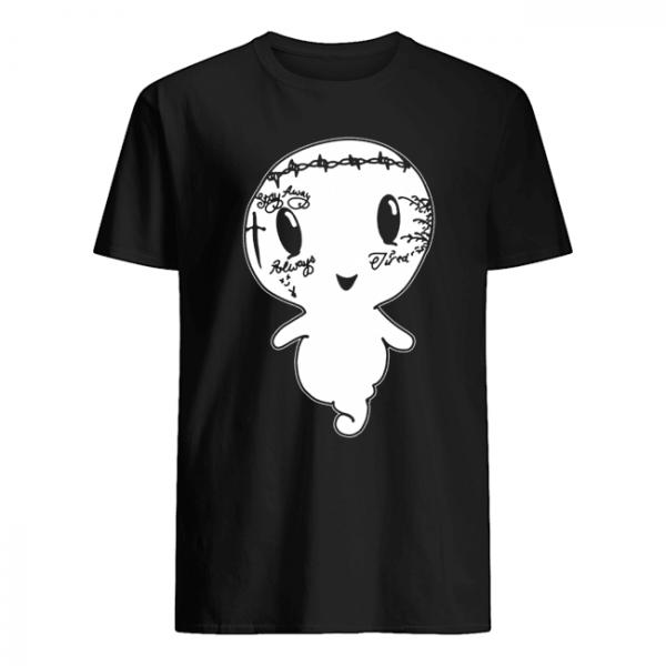 Ghost Malone T Shirt (BSM)