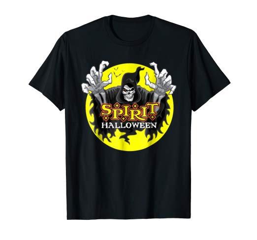 Spirit Halloween T Shirt (BSM)