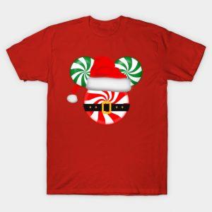 PepperMickey Disney Christmas T-Shirt (BSM)