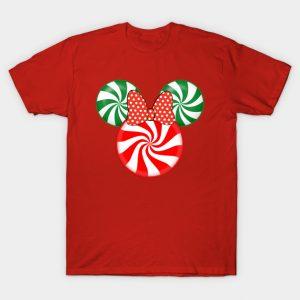 PepperMinnie Candy T-Shirt (BSM)