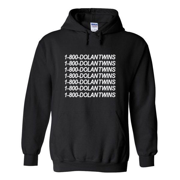 1-800-Dolantwins Hoodie (BSM)