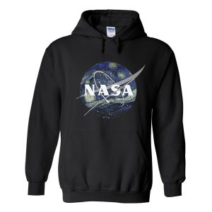 NASA-Starry Night Hoodie (BSM)