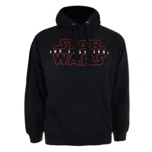 Star Wars The Last Jedi Logo Hoodie (BSM)