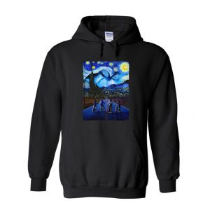 Stranger Things Starry Night Hoodie (BSM)