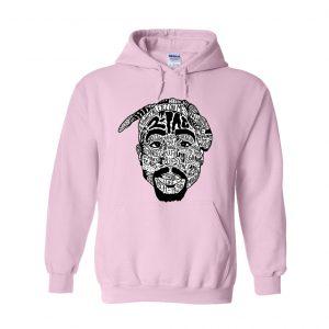 2Pac Thug Life Hoodie (BSM)