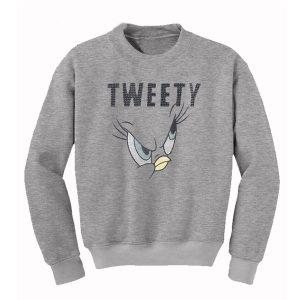 TWEETY Bird Looney Tunes Sweatshirt (BSM)