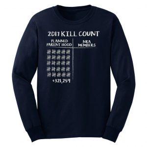 2017 Kill Count Sweatshirt (BSM)