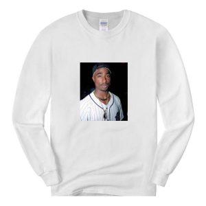 2pac Tupac Shakur Sweatshirt (BSM)