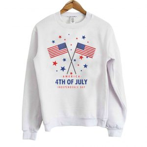 4th Of July Independence Day Sweatshirt (BSM)
