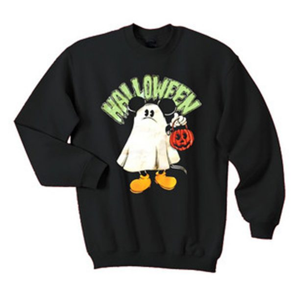 Mickey Mouse Halloween Sweatshirt (BSM)