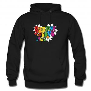 1967 Summer of Love Hoodie (BSM)