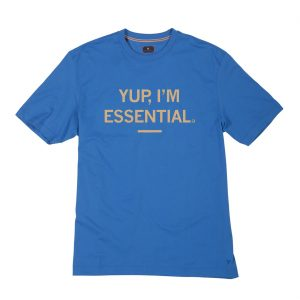 Yup I'm Essential T Shirt (BSM)