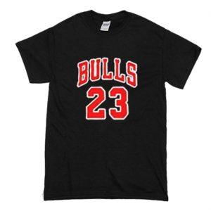 Bulls 23 Michael Jordan T-Shirt (BSM)